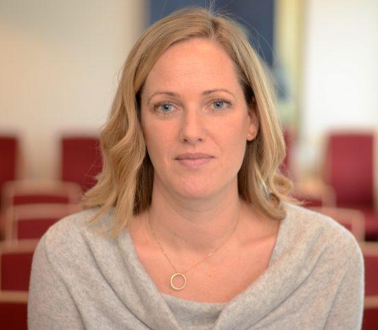 Bild på Lena Lövqvist, Socialstyrelsen