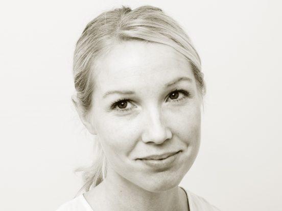 Bild på Charlotte Willfors, Centrum för Sällsynta Diagnoser Stockholm, vid Karolinska Universitetssjukhuset