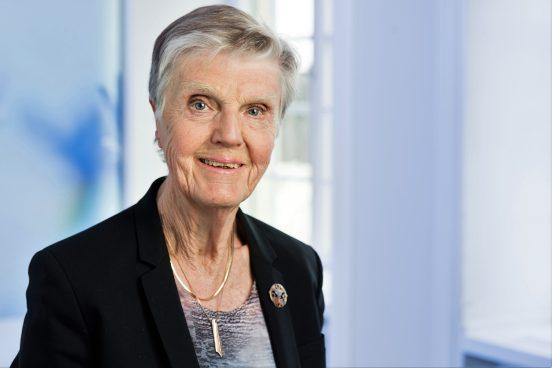 Bild på Barbro Westerholm, riksdagsledamot, Liberalerna