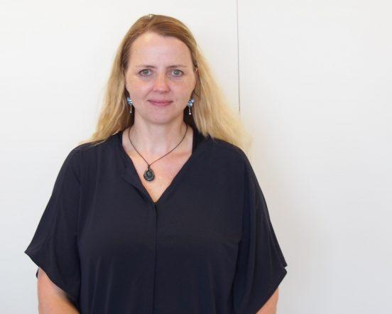 Bild på Jana Bergholtz, ny medarbetare, 15 augusti 2018
