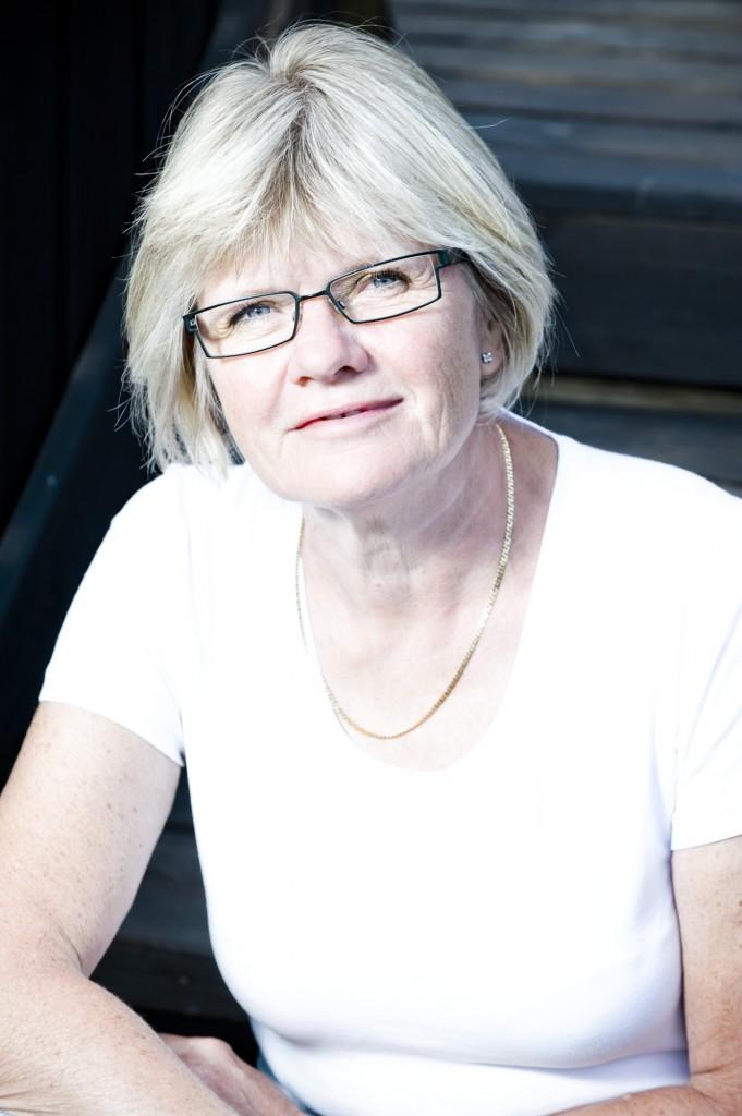 """Bild på Sällsynta diagnosers ordförande, Elisabeth """"Lisa"""" Wallenius"""