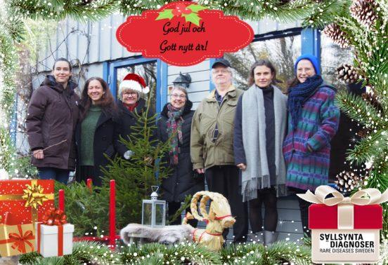 Julkort, Sällsynta diagnosers kansli 2017