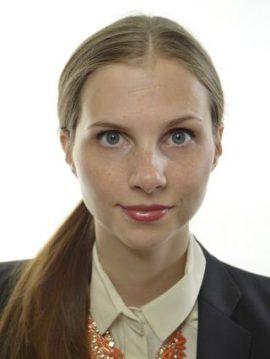 Alexandra Völker, suppleant i Sällsynta diagnosers styrelse, från april 2016