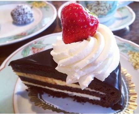 Bild på tårta, förklaring till symboliken finns i början av nyheten