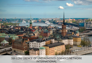 Officiell konferensbild, The 5th International Conference on Rare and Undiagnosed Diseases