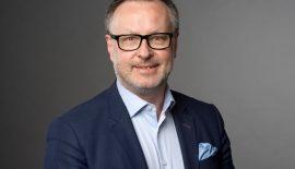 Bild på Hans Winberg, Generalsekreterare i Stiftelsen Leading Health Care