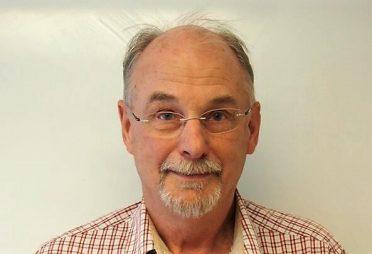 Bild på Ulf Larsson, ordförande i Riksförbundet Sällsynta diagnoser