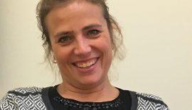Bild på Kerstin Hamberg-Levedahl, kontaktsjuksköterska och koordinator