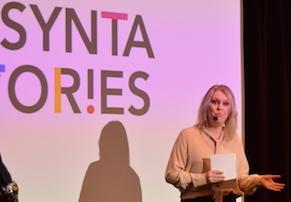 Bild på socialminister Lena Hallengren, Sällsynta Stories 2020