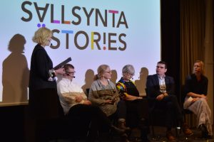 Paneldiskussion på Sällsynta Stories 2020