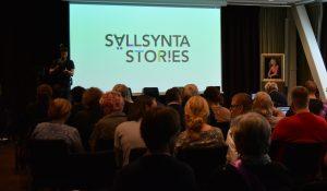 Publiken vid Sällsynta Stories 2020