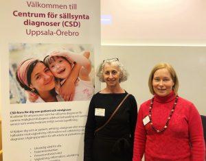 Sällsynta dagen 2020, Akademiska sjukhuset, Uppsala, 28 februari