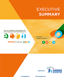 ECRD 2020, sammanfattning